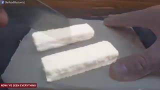 غذاهای جذابی که شما را گول میزنند