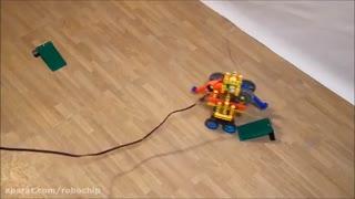 معرفی ربات تعادلی (سازه های Net-Robic) نت روبیک