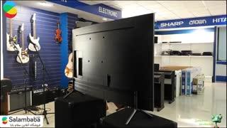 معرفی تلویزیون جدید سامسونگ مدل NU7300