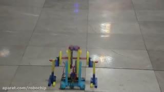 Walker Bot جدیدترین عضو خانواده ربات های نت روبیک