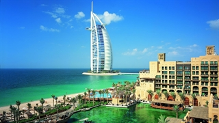 سفری به دبی