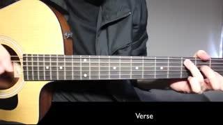 اموزش گیتار اهنگ ادشیرن-Ed Sheeran - Happier