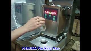 دستگاه پک لیوان تمام اتوماتیک