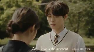 عاشق شدن راه با صفایی داره.....کلیپ شاد و رمانتیک سریال کره ای مدیریت عالی