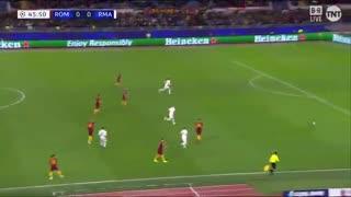 خلاصه دیدار آ اس رم 0_2 رئال مادرید(هفته پنجم لیگ قهرمانان اروپا)