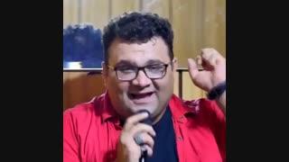 حسین نوروزی بازیگر گروه شبکه خنده