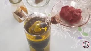 آموزش خوراک گل کلم و مرغ  با نارگل