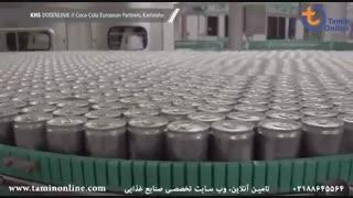 خط بسته بندی قوطی (CAN)