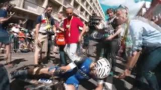 تصاویر مسابقات دوچرخه سواری