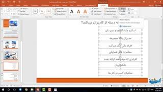 آموزش جامع پاورپوینت(یکبار برای همیشه)Amoozeshat.com