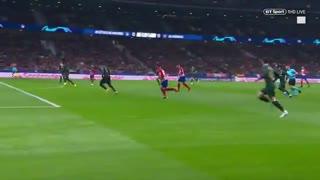 خلاصه دیدار اتلتیکو مادرید 2_0 موناکو؛ (هفته 5 لیگ قهرمانان اروپا)