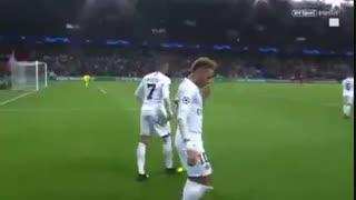 خلاصه دیدار پاریسنژرمن 2_1 لیورپول(هفته پنجم لیگ قهرمانان اروپا)