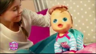 اسباب بازی عروسک بچه