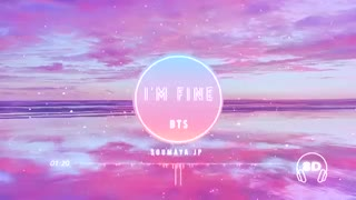 BTS  - I'M FINE _ 8D