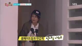 "Jackson GOT7 in  Idol Roommate "" Season 2 ep 4 برنامه باحال و خنده دار ""هم اتاقی"" +ساب فارسی"
