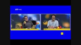 دوبله ی  بداهه از جواد خواجوی در برنامه ی حالا خورشید :))