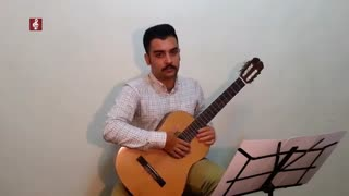 آموزش گیتار پاپ از صفر جلسه اول