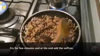 طرز تهیه عدس پلو با نارگل - Lentils Rice Recipe - Tarze tahieh Adas Polo