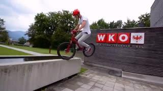 دوچرخه سواری حرفه ای در شهر