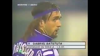بازی کلاسیک؛ فیورنتینا 1_1 یوونتوس فصل 1999/2000
