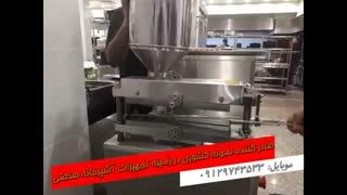استقبال گسترده کشورهای منطقه از کباب گیر|کباب زن ایرانی پویا صنعت