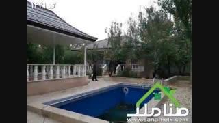 فروش باغ ویلا 1000 متری کردزار شهریار کد 1441