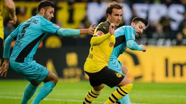 خلاصه بازی بورسیا دورتموند 2_0 فرایبورگ (هفته سیزدهم بوندسلیگا آلمان)