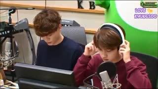 برنامه رادیویی Kpop Planet با حضور چن و کیونگسو(اکسو EXO) + زیرنویس فارسی