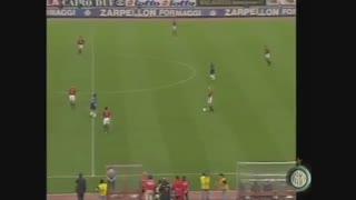بازی کلاسیک؛ آ اس رم 4_5 اینتر میلان فصل 1998/1999