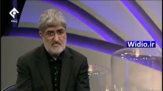 صحبت های علی مطهری نایب رئیس مجلس شورای اسلامی با علی ضیا در شبکه یک