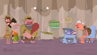 مجموعه انیمیشن گاگولا - وقت خداحافظی با صندلیته