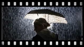 باران که می بارد: شاعر بتول مبشری با دکلمه ی  محمد هاشمی