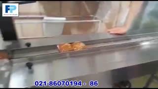 دستگاه بسته بندی کیک و کلوچه