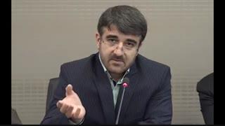 دکتر بهمنی رئیس مرکز فناوری اطلاعات و رسانه های دیجیتال