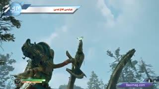 راهنمای کالکتیبل های God of War - منطقه Riverpass - بازیمگ