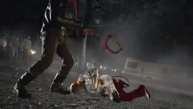 تریلر معرفی شخصیت Negan در Tekken 7