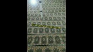 فرش سجاده ای مسجدی کاشان