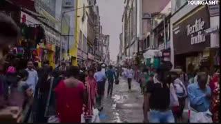 چنای، شهری توریستی و پرجمعیت در هند
