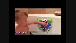وسایل حمام کودک