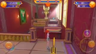 آموزش بازی Winx: Butterflix Adventures (قسمت چهارم)