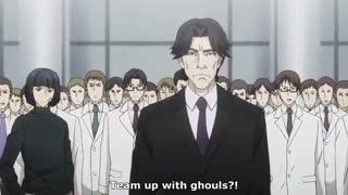 توکیو غول قسمت 9 فصل 4(tokyo ghoul) بازیرنویس اینگلیسی