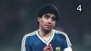 10 کار غیرممکنی که مارادونا انجام داد و مسی نمی تواند