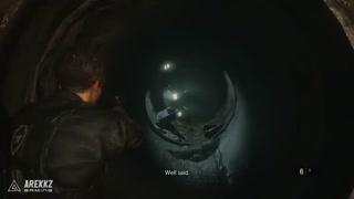 نمایشی 20 دقیقهای از عنوان Resident Evil 2 Remake