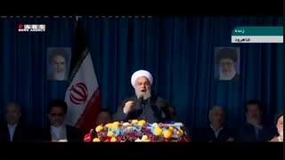 روحانی: به تمام وعدههای انتخاباتیام در سال ۹۶، عمل میکنم