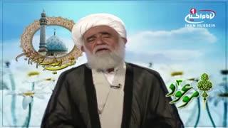 نمازباران مرحوم آیت الله محمدتقی خوانساری