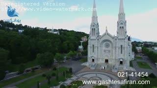 کلیسای زیبا در کانادا