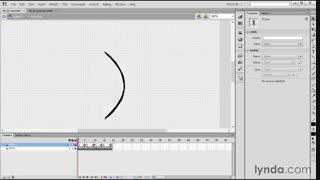 آموزش اصول طراحی انیمیشن دو بعدی(اعمال خطوط کمانی)