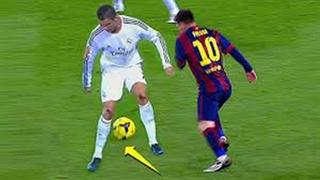 تحقیر بازیکنان برتر فوتبال جهان توسط لیونل مسی!