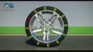 کلیپ بالانس چرخ-مزایای بالانس چرخ-نیک صنعت
