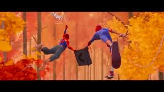 کلیپ انیمیشن مرد عنکبوتی: به درون دنیای عنکبوتی - Spider-Man: Into the Spider-Verse